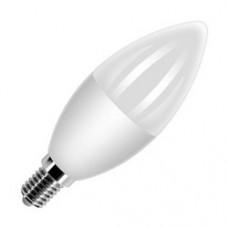 Лампа  FL-LED C37 5.5W E14 2700К 220V