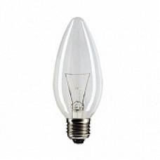 Лампа CLASSIC B CL 60W 230V E27 (свеча прозр.) d35x104 OSRAM