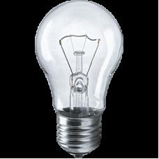 Лампа накаливания (ЛОН)  25W - 95W  E27